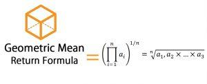 محاسبه میانگین هندسی