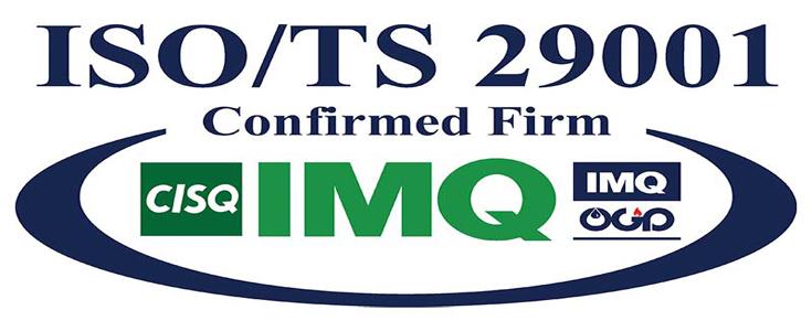 ایزو TS 29001 مدیریت کیفیت در صنایع پتروشیمی