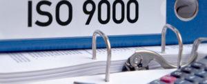 استاندارد ایزو ISO 9000