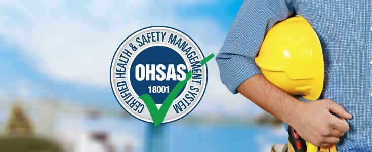 استاندارد OHSAS