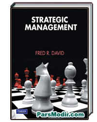 کتاب مدیریت استراتژیک فرد دیوید