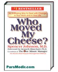کتاب چه کسی پنیر مرا جابجا کرد