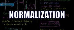روشهای نرمال سازی دادهها