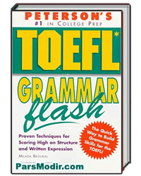 کتاب TOEFL Grammar Flash