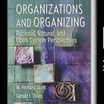 کتاب سازمان ها و سازماندهی