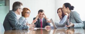 مدیریت تعارض سازمانی