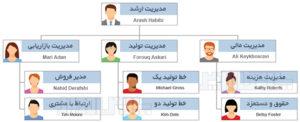 ساختار و سازماندهی