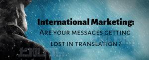استراتژی بازاریابی بین المللی