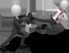 رقابت بین سازمانی