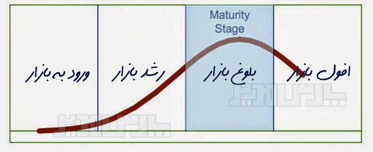 استراتژی بازاریابی بلوغ بازار
