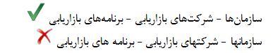 ها جمع در فارسی