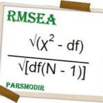 شاخص RMSEA