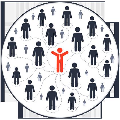 ساختار بازاریابی ویروسی