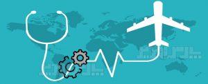 پرسشنامه زنجیره تامین گردشگری درمانی