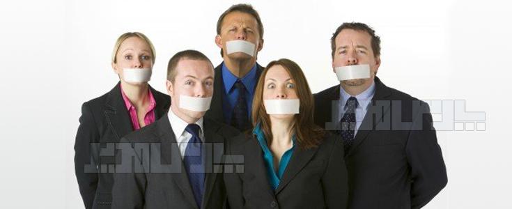 پرسشنامه سکوت سازمانی