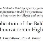 مدل بالدریج در آموزش عالی