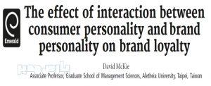 رابطه شخصیت مشتریان و شخصیت برند