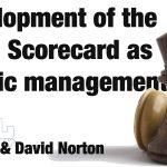 کارت امتیازی متوازن در مدیریت استراتژیک
