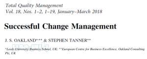 مدیریت تغییر موفق