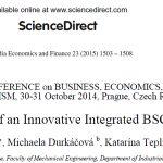 رویکرد ترکیبی BSC و DEA