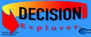 نرم افزار دسیژن اکسپلورر Decision Explorer