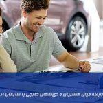پرسشنامه درگیری مشتریان