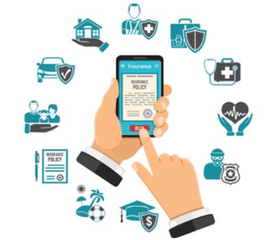فناوری صنعت بیمه (اینشورتک)