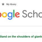 گوگل اسکولار (اسکالر)