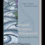 کتاب مدیریت منابع انسانی پیوند استراتژی و عمل